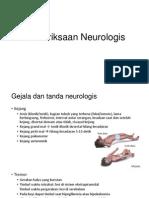 BAB 8 Pemeriksaan Neurologis