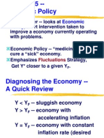 ECN 203 (15), Economic Policy