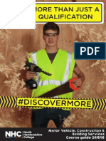 Construction - Course Prospectus
