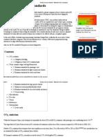 European Emission Standards -