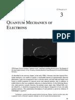 Quantum Mechanics Of Electron