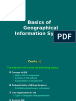 Basics of GIS