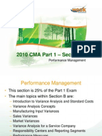 New CMA Part 1 Section B