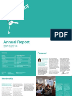 Unlock Democracy Annual Report 2013-14