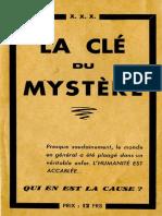La clé du mystère