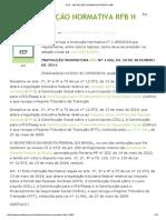 ECF - INSTRUÇÃO NORMATIVA RFB Nº 1493.pdf