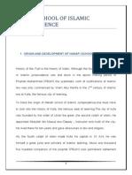 HANAFI SCHOOL OF ISLAMIC JURISPRUDENCE (Autosaved).docx
