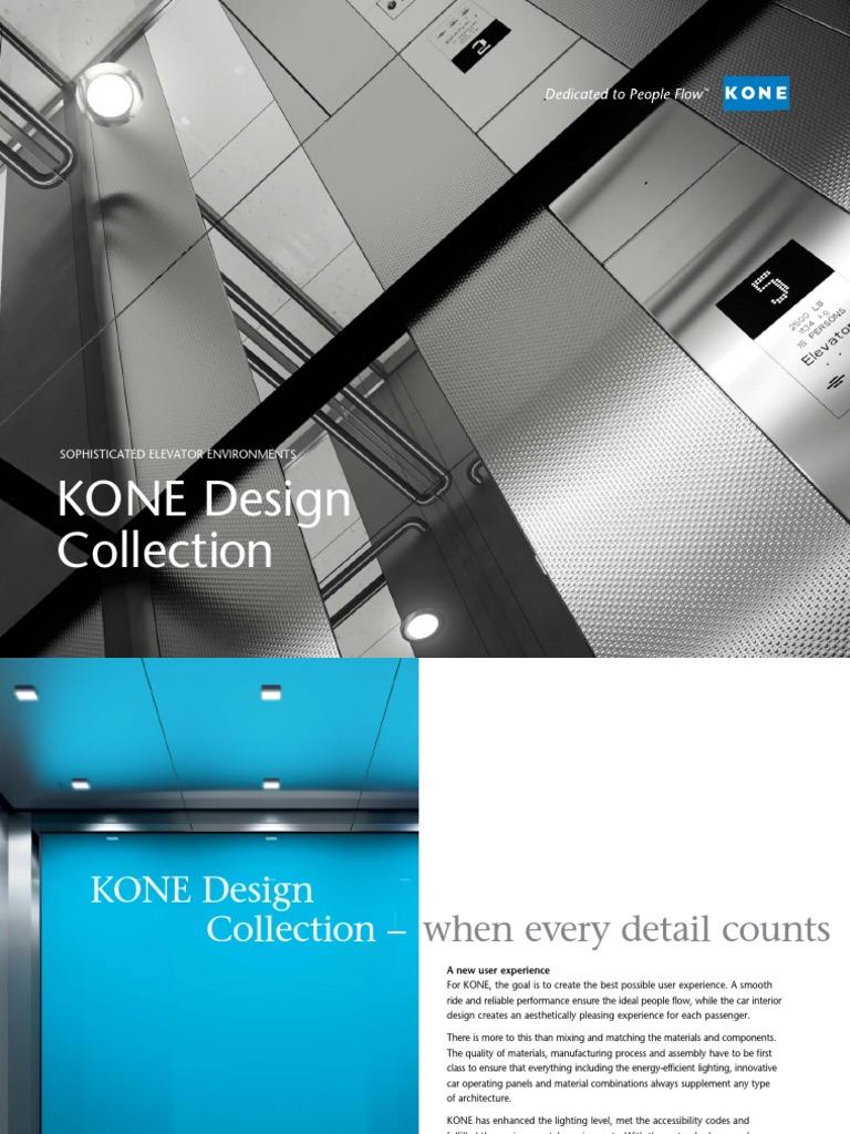 kone elevator design collection elevator lighting. Black Bedroom Furniture Sets. Home Design Ideas