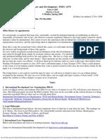 UT Dallas Syllabus for poec6379.501.10s taught by Murray Leaf (mjleaf)