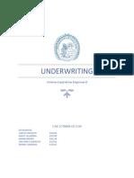 Underwriting.docx