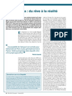 Article La vie du rail_CDG express