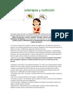 Presoterapia y nutrición.doc