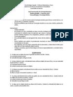 Guía Conservación de La Energía Mecánica - Biofísica