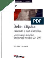 Rapport HCI Etudes et intégration sept 2009