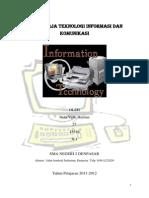 Cara Kerja Teknologi Informasi Dan Komunikasi