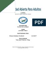 TEMA II ADMINISTRACIÓN DE LA CALIDAD TOTAL.doc