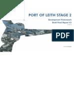 Port of Leith Development Framework 310513 Redacted
