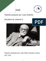 Biografia Sigmund Freud