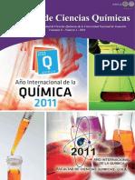 VOL 8 NUM 2 AÑO 2010 - REVISTA FAC CIENCIAS QUIMICAS - PARAGUAY - PORTALGUARANI