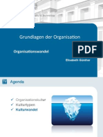 Organisationswandel