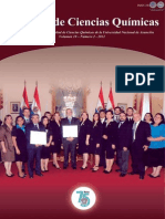 VOL 10 NUM 2 AÑO 2012 - REVISTA FAC CIENCIAS QUIMICAS - PARAGUAY - PORTALGUARANI