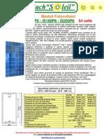 GESCO-PANNELLI FV 200W  ITA a