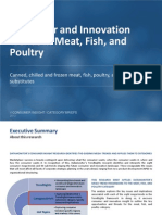 Trends in Meat, Fish, And Poultry