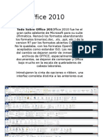Office 2010 Power Point