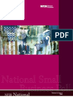 NFIB National Small Business Poll