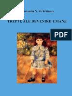 Trepte ale devenirii umane - Constantin N. Strachinaru