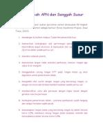 58 Langkah APN dan Sanggah Susur.doc