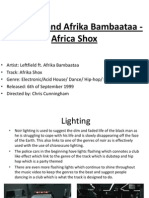 Africa Shox Case Study Revised