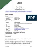 UT Dallas Syllabus for aim6351.0g1.09u taught by Arthur Agulnek (axa022000)