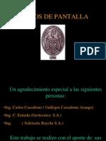 25315470-MURO-DE-PANTALLA-CIMENTACIONES-ESPECIALES-CALZADURAS.ppt