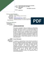 UT Dallas Syllabus for aim3320.501.09s taught by John Barden (jpb063000)
