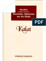 Journeys in Balochistan Afghanistan the Panjab and Kalat Vol 1 (1844) by Charles Masson s.pdf