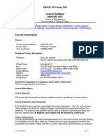 UT Dallas Syllabus for aim6351.0g1.09s taught by Arthur Agulnek (axa022000)