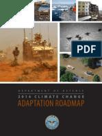 2014 Climate Change Adaption Roadmap