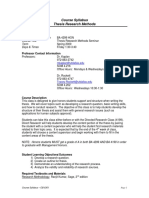 UT Dallas Syllabus for ba4299.hon.09s taught by Tracey Hanft (rockettl)