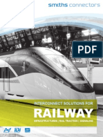Railway Connectors Capabilities Brochure