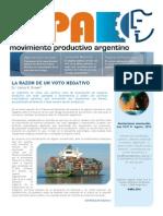 Newsletter MPA Agosto 2014