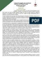 Boletim Eletrônico Comunidade Passo Fundo outubro 2014