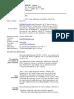 UT Dallas Syllabus for crim3317.0i1.09s taught by Karen Hayslett-mccall (klh024000)