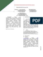 laporan 4 transistor pnp npn.doc