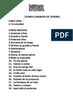 LISTA CANCIONES CONGRESO DE JÓVENES (1).docx