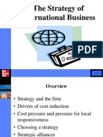IBG - The Strategy of International Business