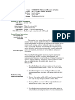 UT Dallas Syllabus for hcs7379.002.09s taught by Pamela Rollins (rollins)