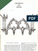 Romanele Mesei Rotunde_Moartea Lui Artus