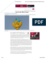 How the West Caused the Ukraine Crisis | Foreign Affairs