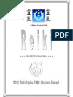 14877675 Reiki Master Handbook